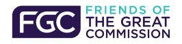 Friends of the Great Commission